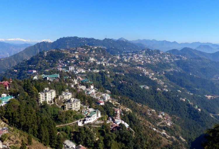 Chandigarh To Mussoorie