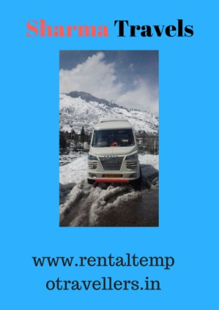 Best Tempo Traveller Service in Kurali