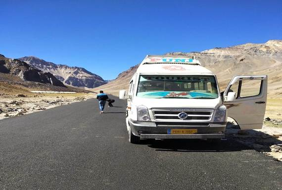 about tempo traveller 3